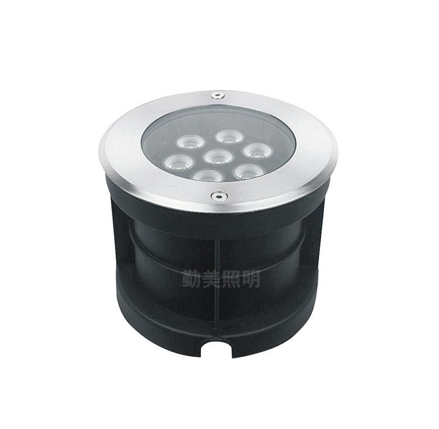 3-12W圆形LED埋地灯