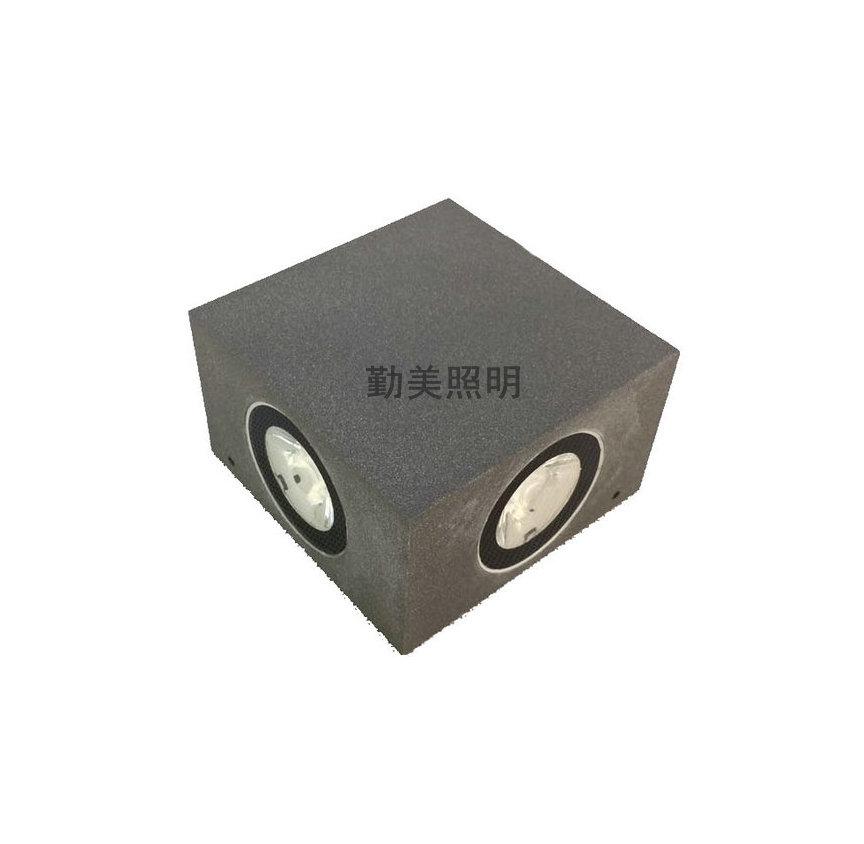 12W正方形LED十字星光灯