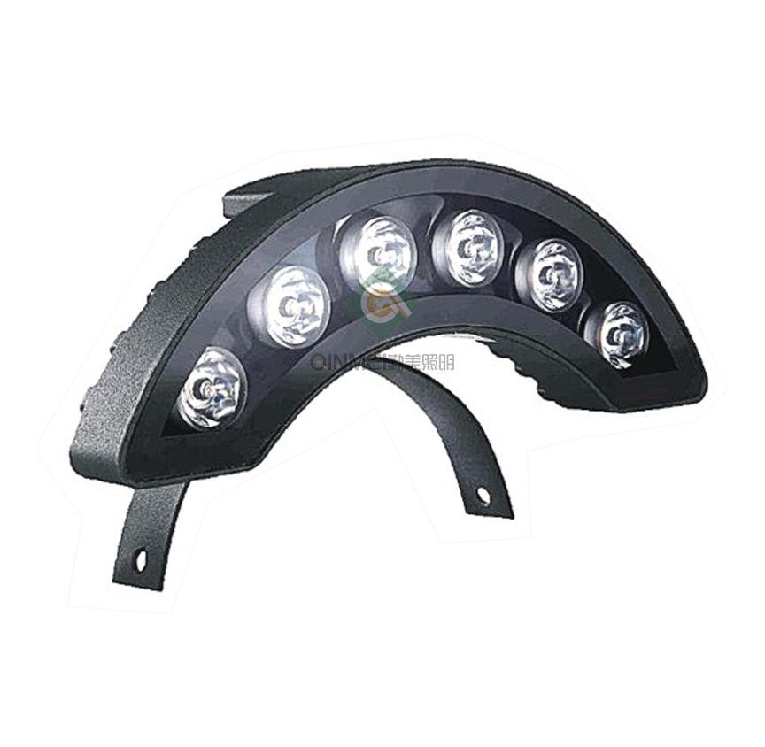 6W大功率LED瓦灯