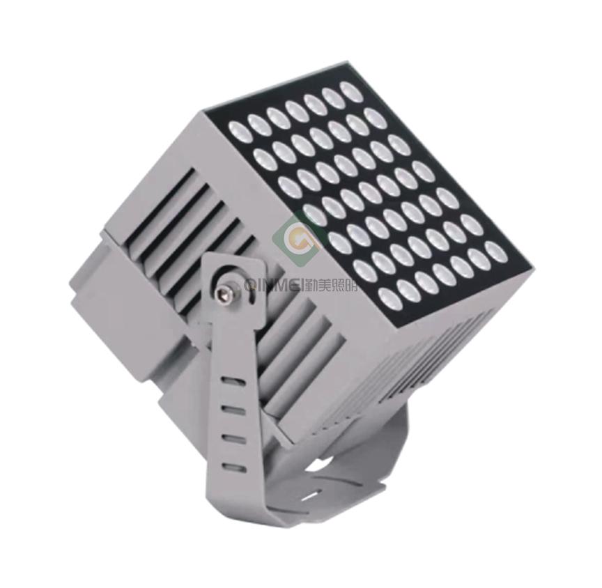 100W正方形外墙射灯