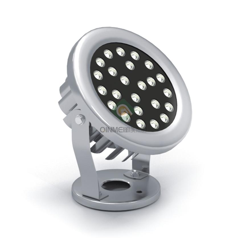 24W水下灯LED喷泉灯
