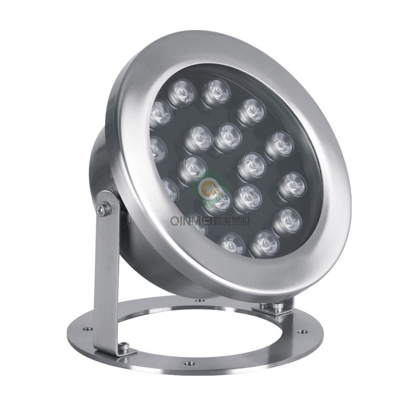 18W大功率LED水底灯