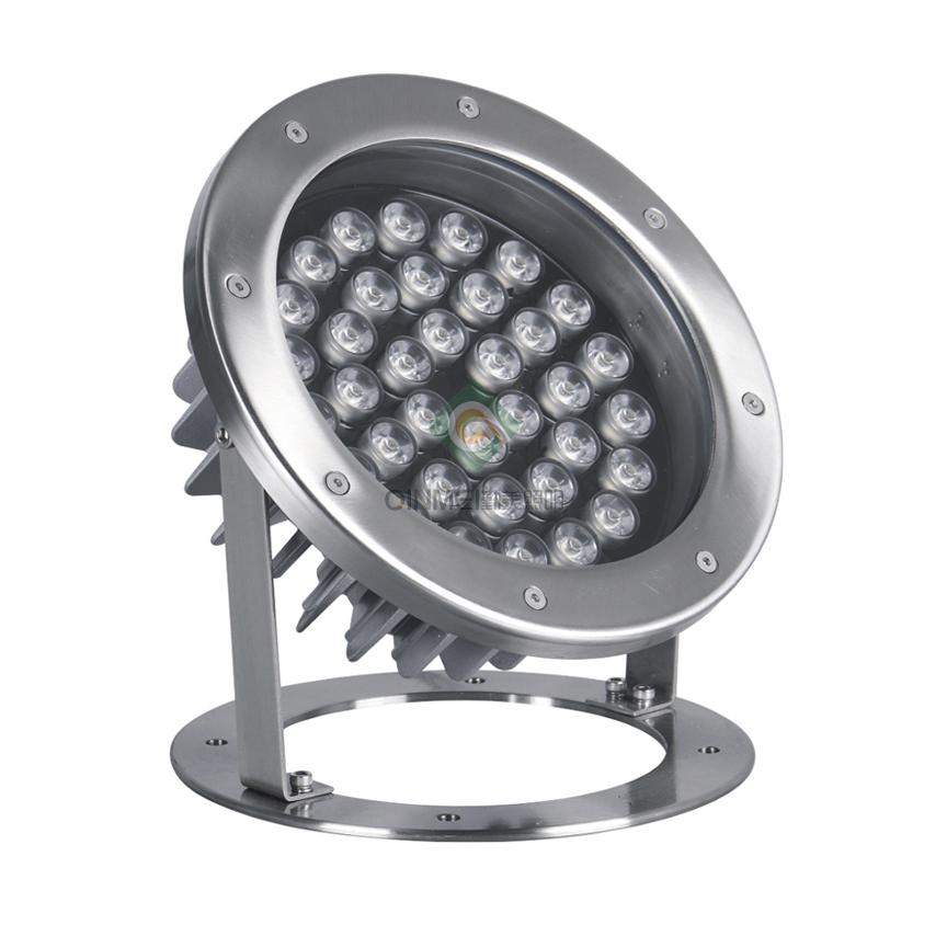 36W/54W/72W大功率LED水下投光灯