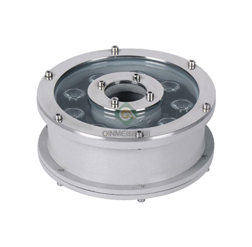 12W大功率LED喷泉灯