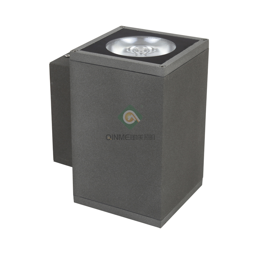 40W方形LED上下照壁灯