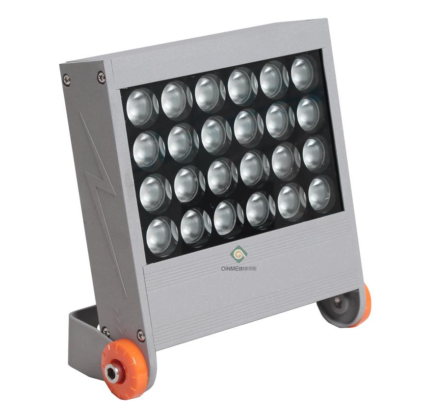 24W方形LED投射灯