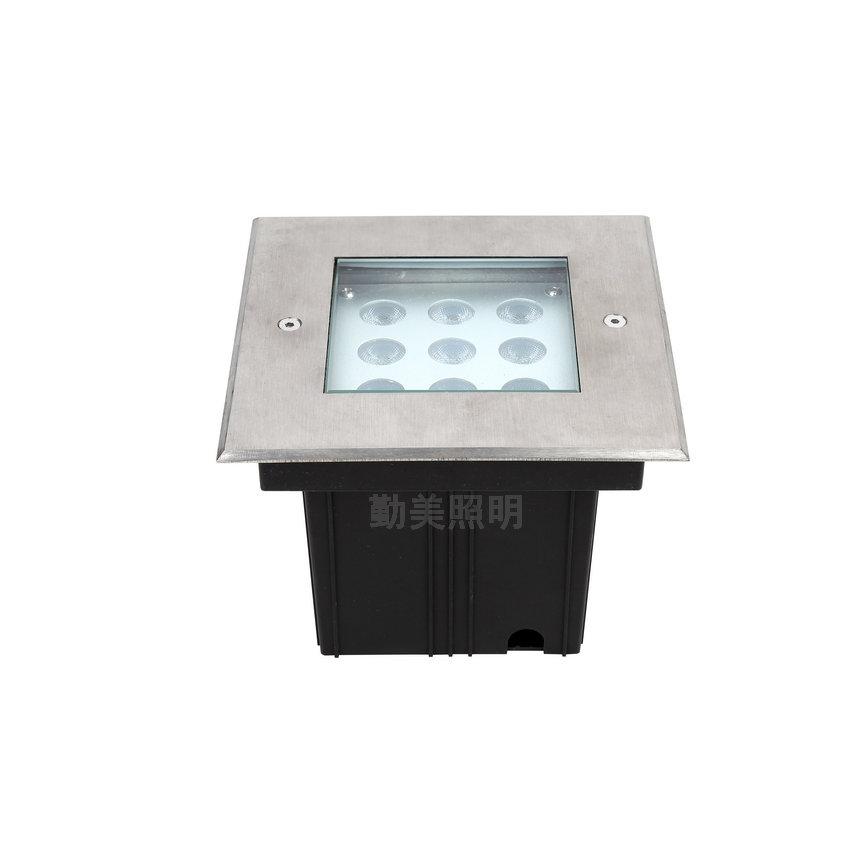 4-25W正方形LED埋地灯
