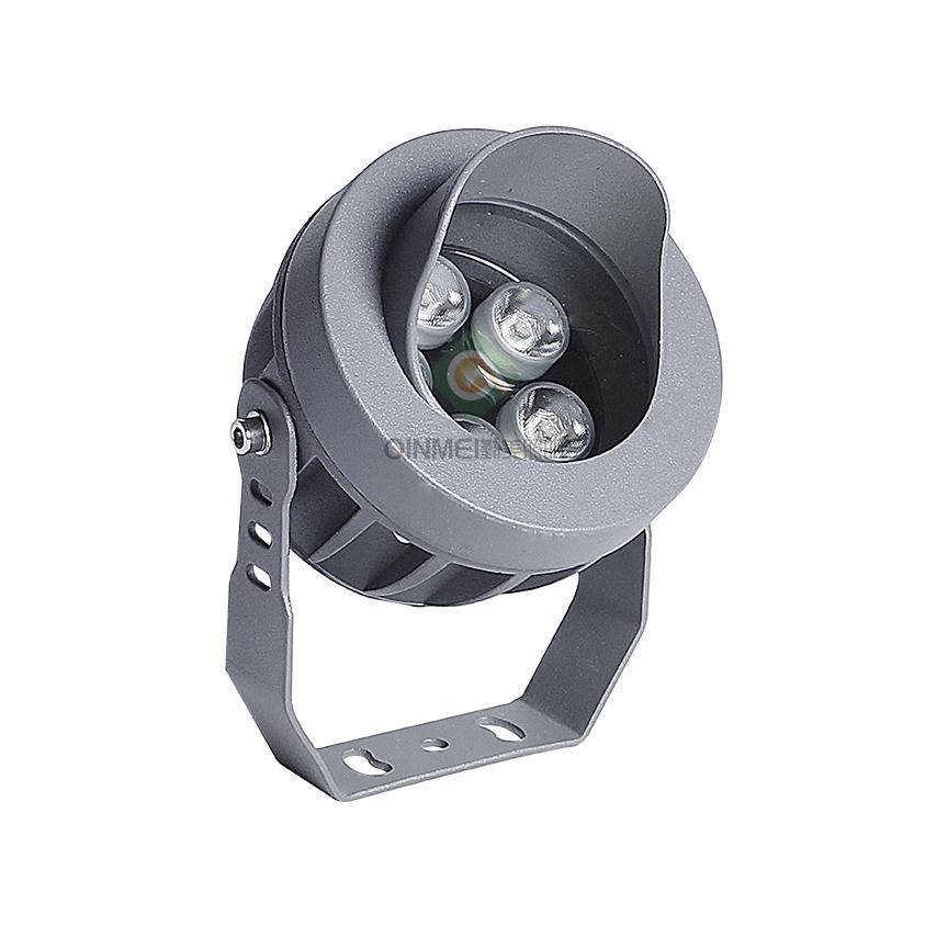 直径95MM大6W LED投光灯