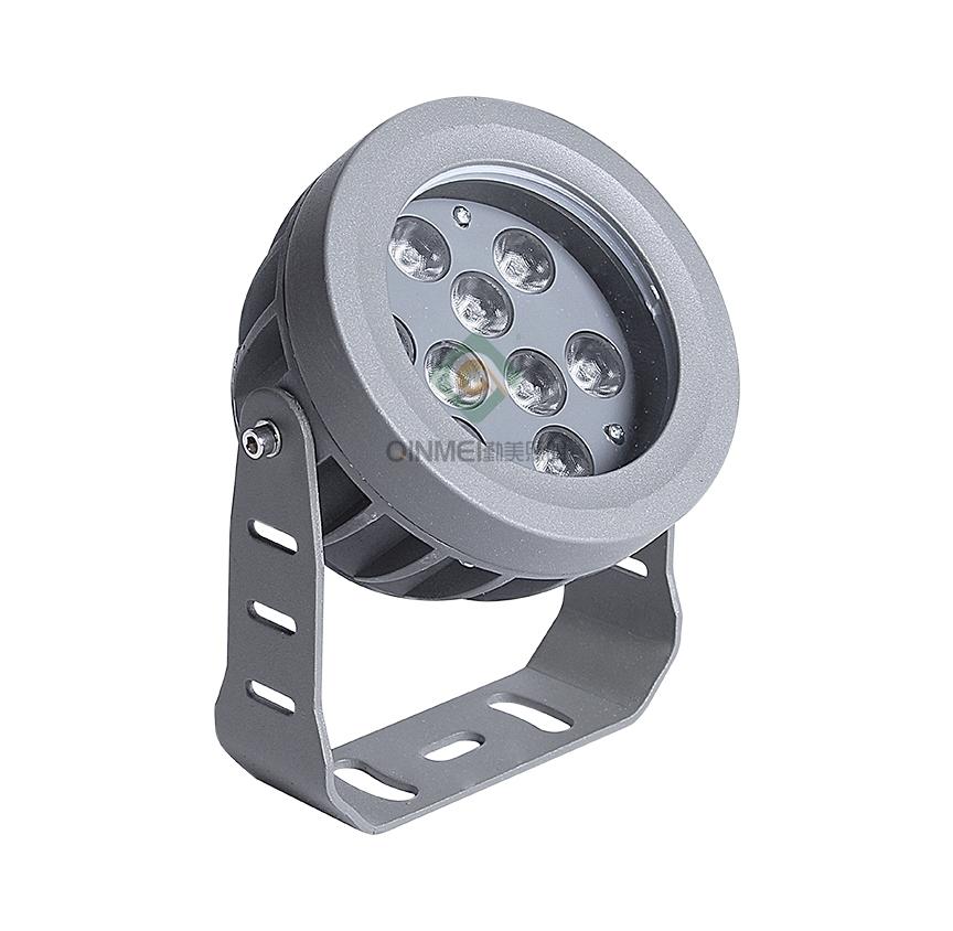 直径130MM大9W LED投光灯