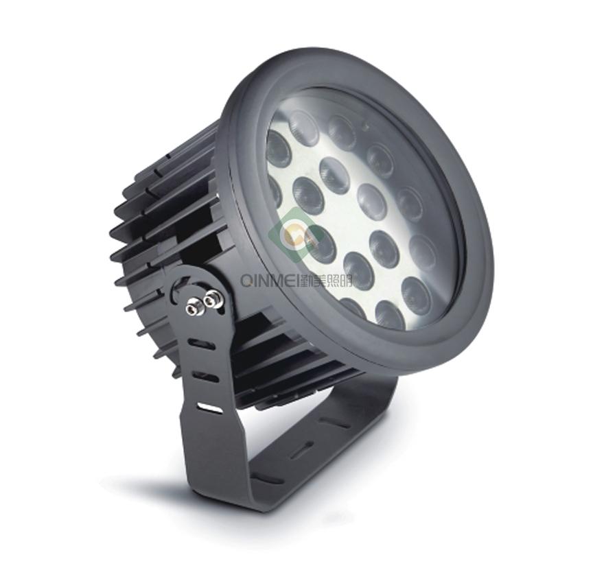 36W圆形大功率LED投光灯