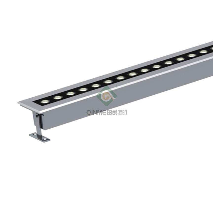 一米长条形不锈钢LED水下灯