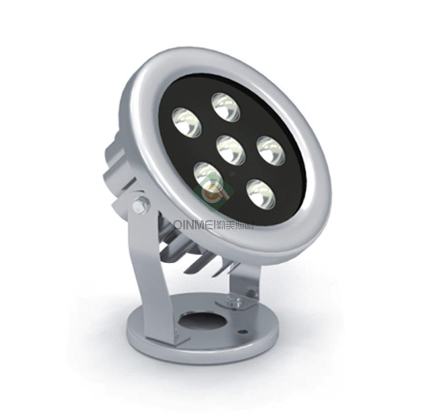 6W大功率LED水底灯