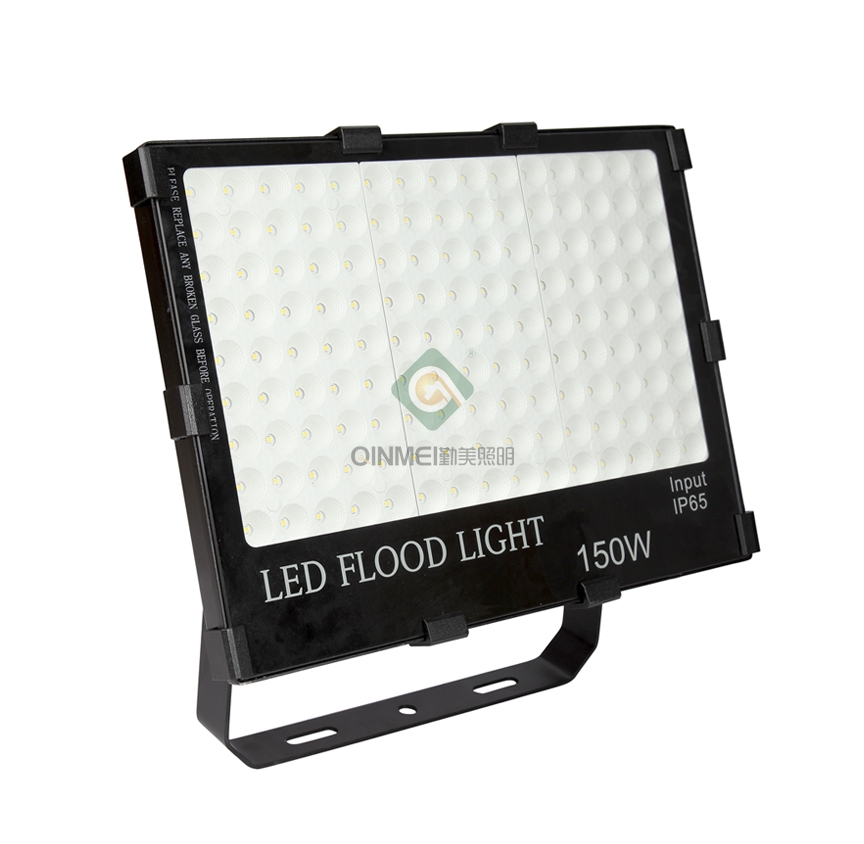 150W方形欧司朗光源LED投光灯