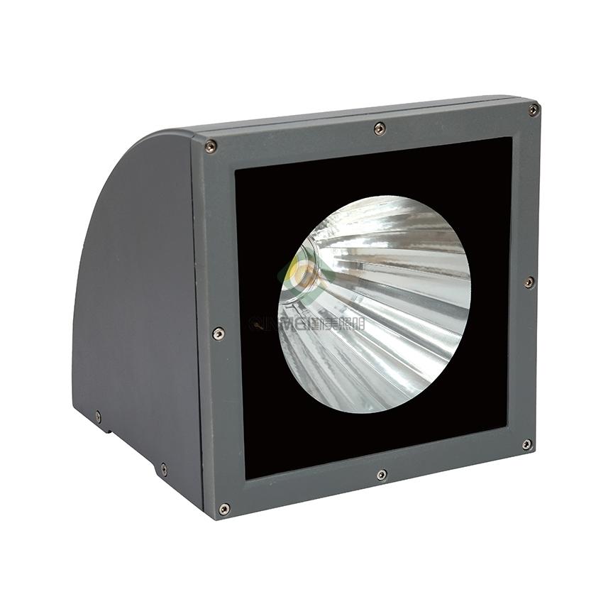 20W-50W大功率COB弧形壁灯