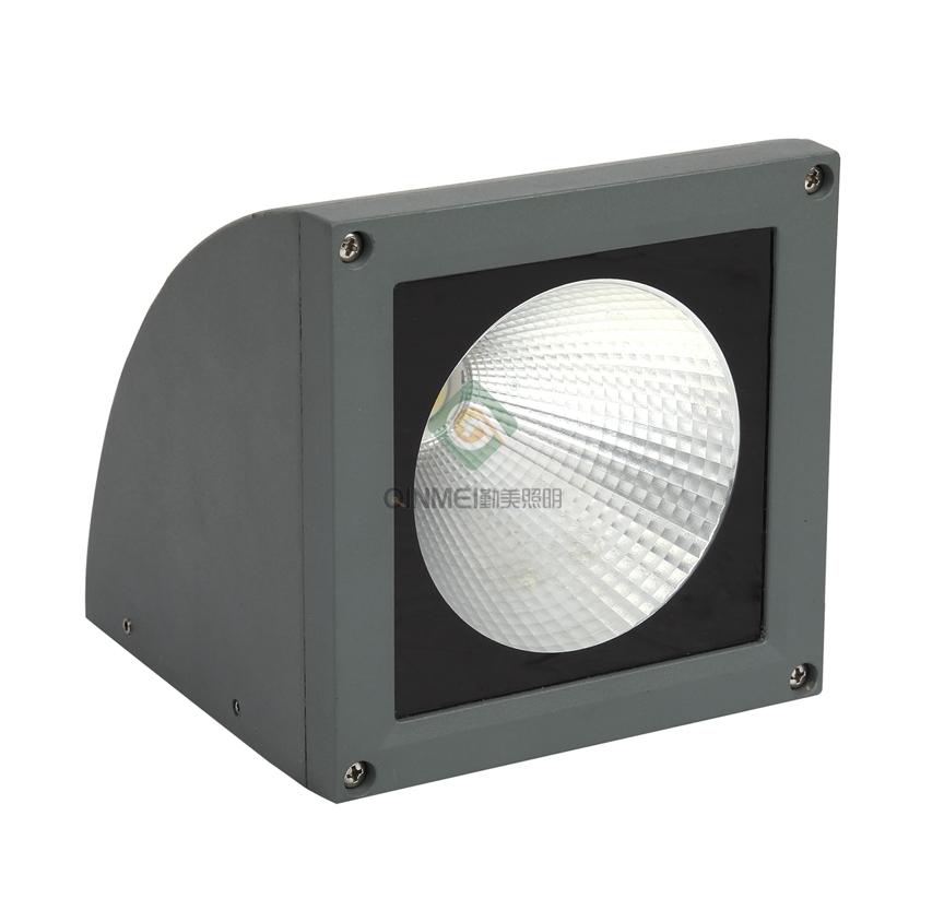 24W半圆形LED投射壁灯