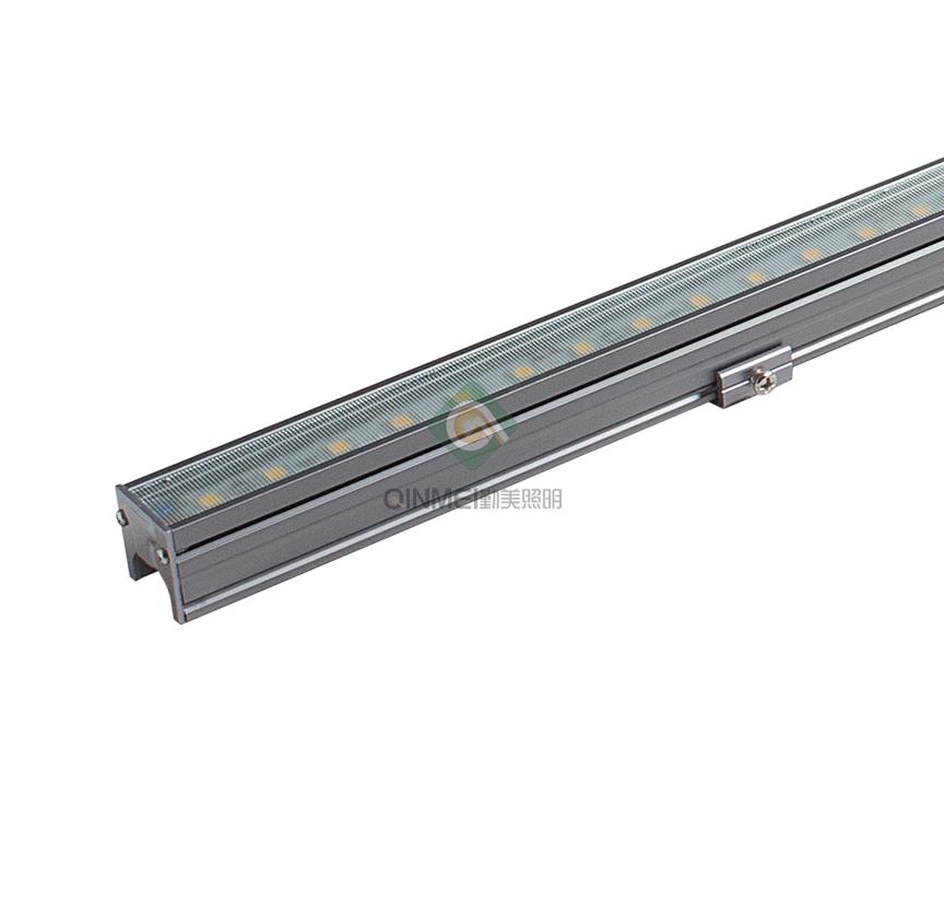 布纹玻璃12W轮廓线条灯