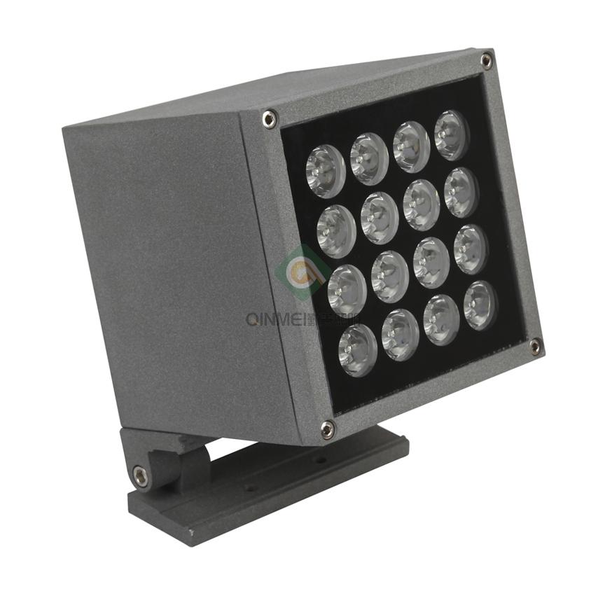 16W正方形LED投光灯