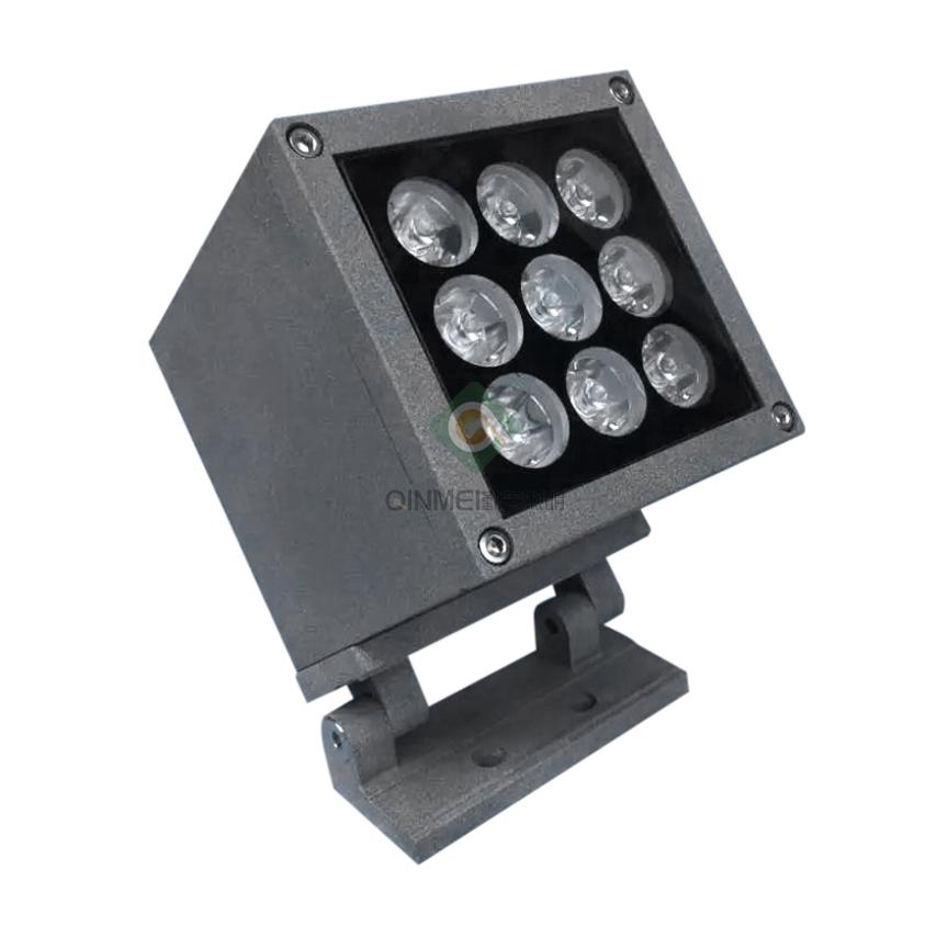 9W正方形LED投光灯