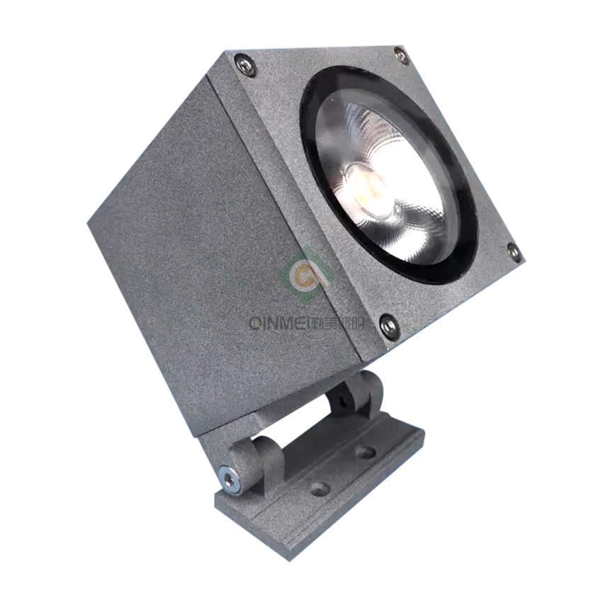 10W一束光LED投光灯
