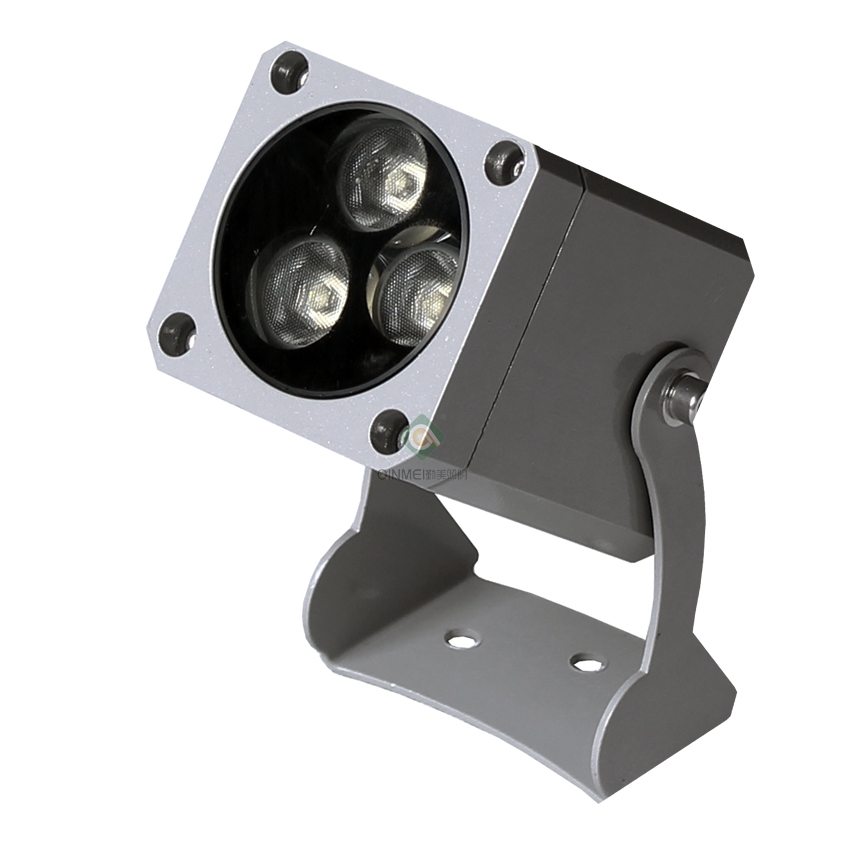7W/9W外控RGBW全彩小射灯