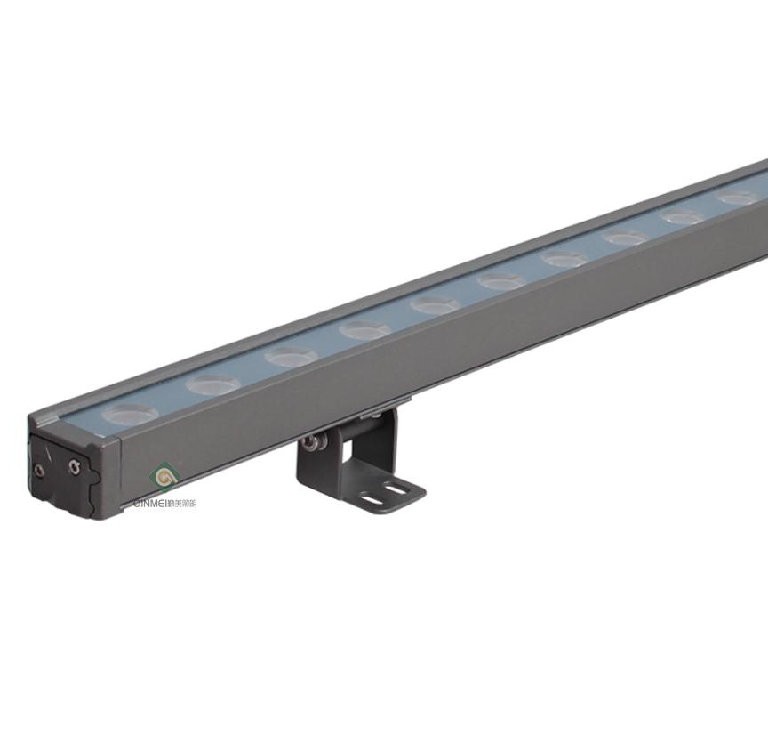 18W/24W结构防水线型洗墙灯